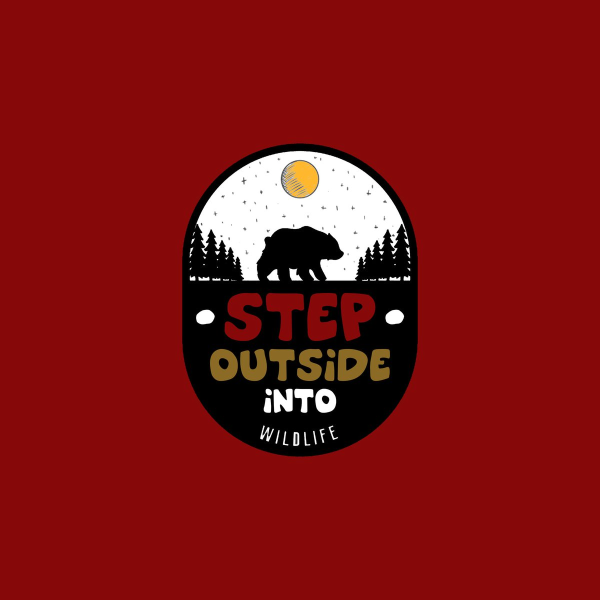 Step Outside into Wildlife 🐻  . . . .  #learnlogodesign #logodesigner #ladnerisawesome #logoversity https://t.co/8RZN9aRy4X