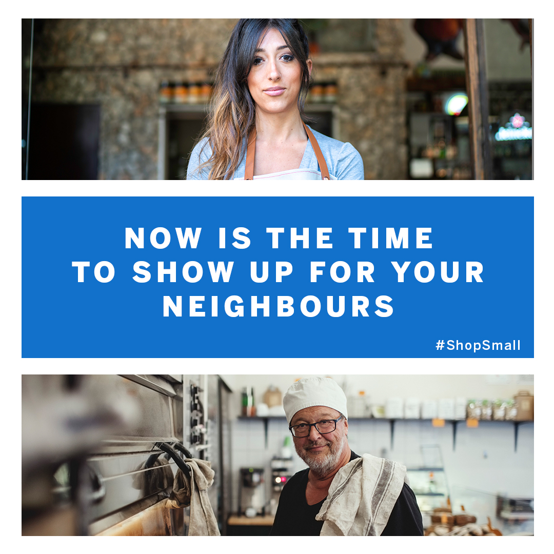 Support the places you love - save the Shop Small offer to your eligible American Express Card, spend $10 or more and get $5 back, up to 10 times, once per participating small business. Offer ends 31 August 2020. Exclusions, T&Cs apply. #ShopSmall https://t.co/uTvuJhWkWH