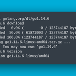 Image for the Tweet beginning: 🌟 Go 1.14.6 and 1.13.14