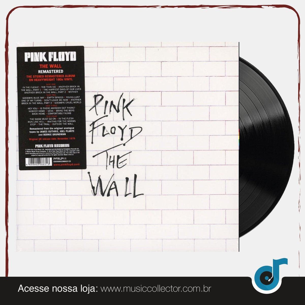 Além do sorteio, teremos esse clássico do Rock à pronta-entrega na nossa loja!  Fiquem ligados que dia 31 de julho já estaremos a todo vapor!  #pinkfloyd #colecionadores #thewallpinkfloyd #vinyl #vinil #vinillovers #rock #rocknroll #classicosdorockpic.twitter.com/xRhXeIccin