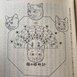 可愛すぎる!忍者はかつて猫の目の形で時刻が確認できる「猫の眼時計」を活用していた!