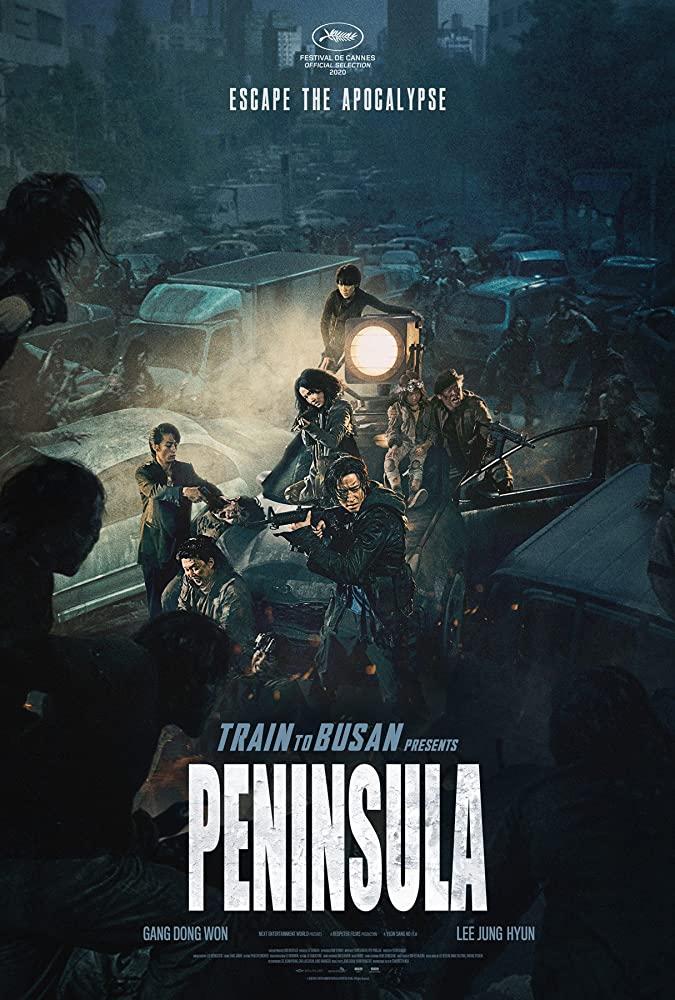 123movies Train To Busan 2 Peninsula 반도 2020 Full Movie Online
