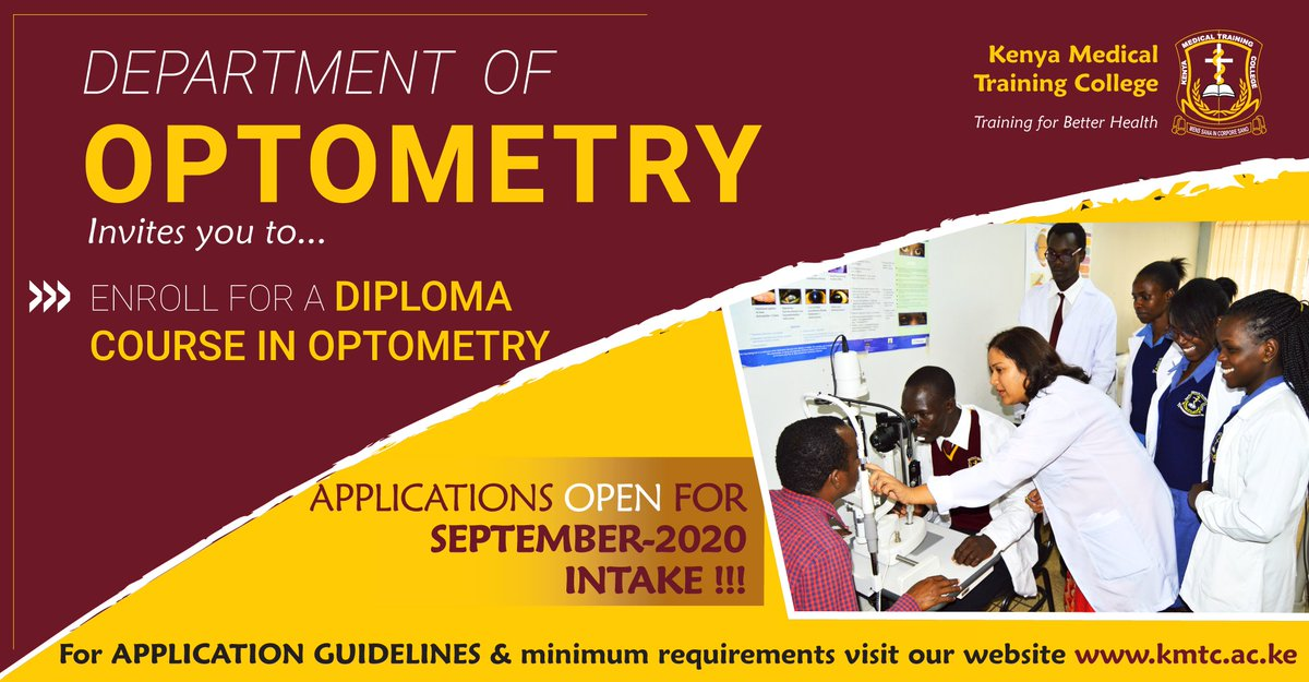 Applications for September 2020 intake ongoing on https://t.co/RFMGV2BMG7 https://t.co/kNb1LRoeu7