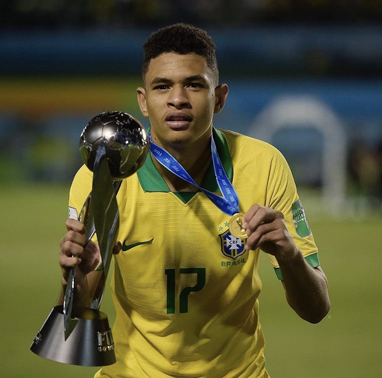 """City Chief on Twitter: """"#ManCity have sent a €10m proposal to Gremio to sign U17 World Cup winner Diego Rosa. There is a verbal agreement between City and Gremio for the 17-year-old"""