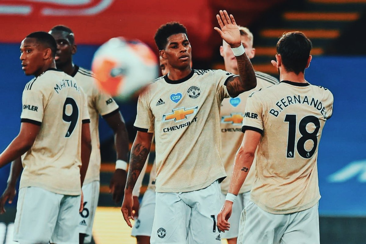 Good result yesterday, well done lads 💪🏻 #MUFC @ManUtd