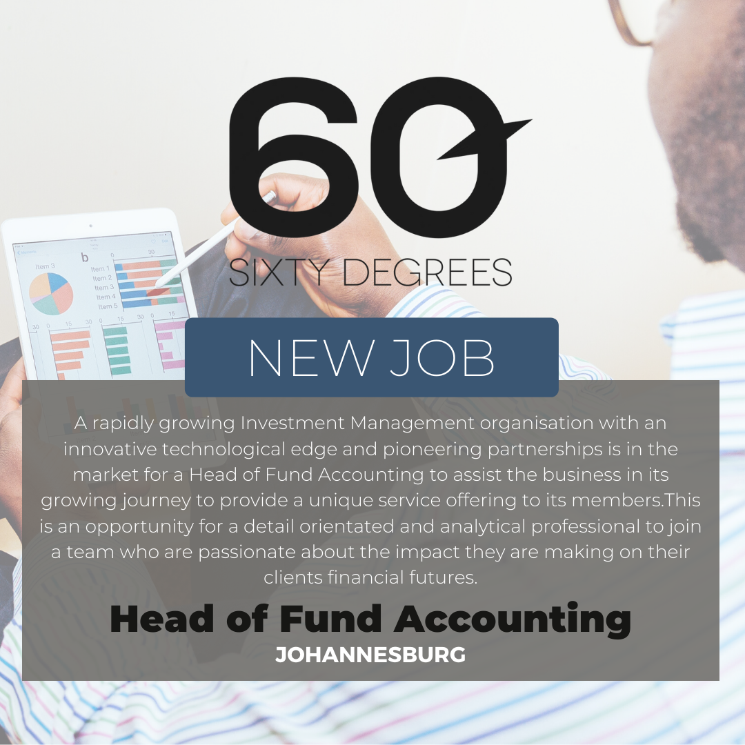 test Twitter Media - New #JobAlert - Head of Fund Accounting  A rapidly growing Investment Management organisation with an innovative technological edge and pioneering partnerships is in the market for a Head of Fund Accounting to assist the business in its growing journey. https://t.co/4t6EYX4SWj