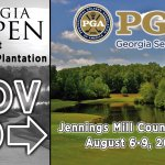 Image for the Tweet beginning: The Georgia Open has moved