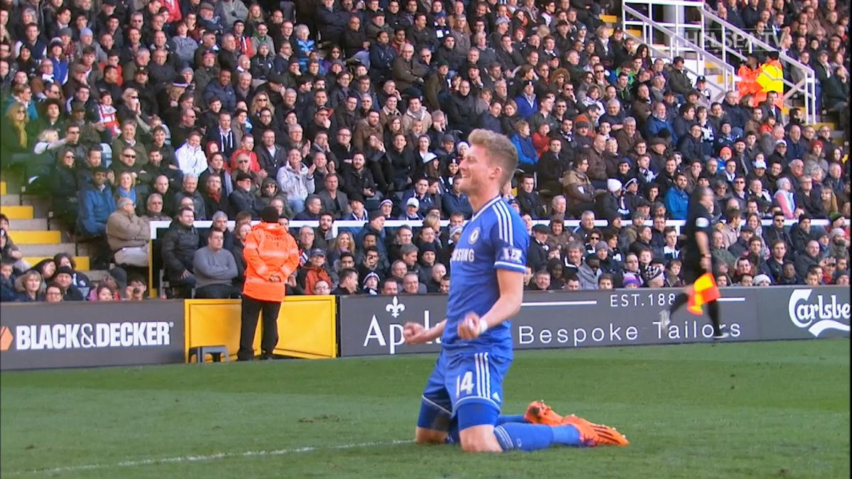 Replying to @ChelseaFC: Who remembers @Andre_Schuerrle grabbing a 16 minute hat-trick against Fulham? 🔥😲