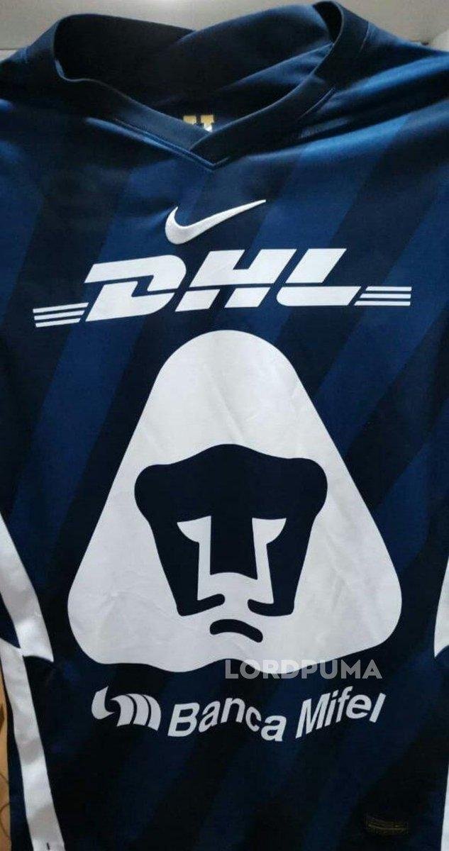 jersey de Pumas UNAM 2020-21
