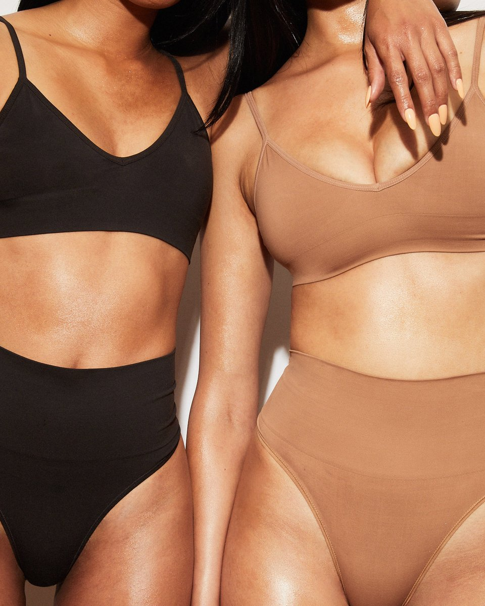 BACK IN STOCK: The Smoothing Collection — made to wear inside and out, these sporty styles are versatile and flattering. Shop now in 3 colors and in sizes XXS - 4X at https://t.co/Bn8kuwhTZx and enjoy free shipping on domestic orders over $75. https://t.co/MhI6jJ4MFY