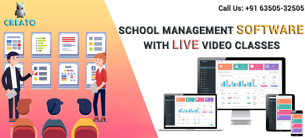 Creato Software Provides Amazing School Management Software with Live Video Classes  Visit at For More Details https://t.co/IBHHbyF3hP and call us +91 6350532505  #Creato #Creatosoftware #Startup #Softwaresolution #softwaresolutions #schoolsoftware #collegemanagementsoftware https://t.co/QiZPse1QMS