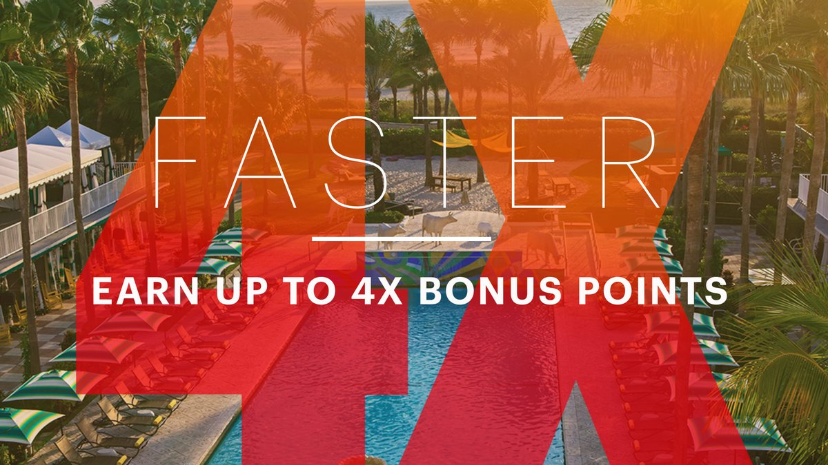 Whether you're traveling for business or leisure, register and book by April 15th, 2020 to earn 1,000 bonus points on your first night. Continue staying at any IHG® Hotel and Resort worldwide through May 15th, 2020 to earn up to 4X Bonus Points.  https://t.co/Z8yFWMDFXm https://t.co/fp9pTj40yy