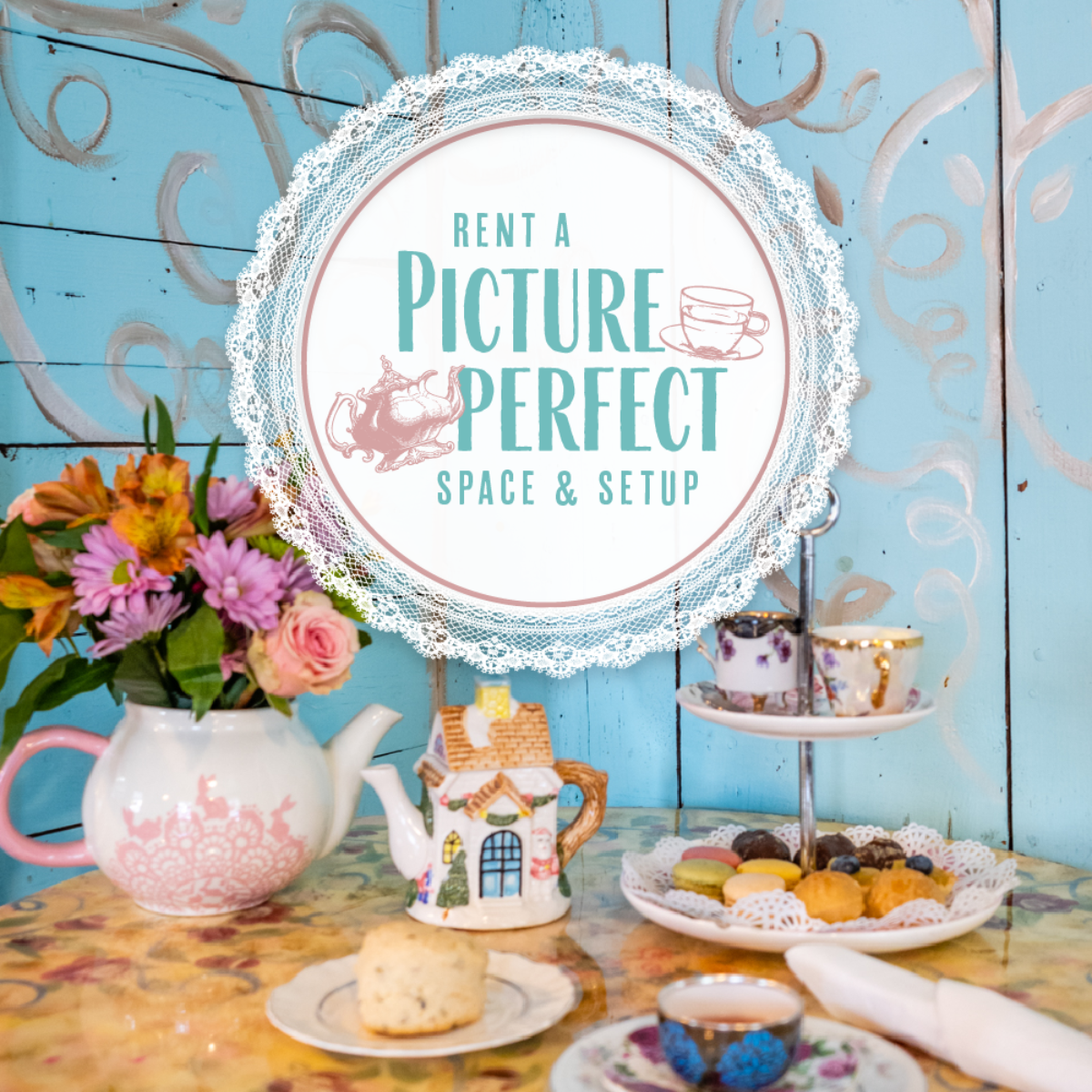 Sweeten your photos and contents with our place! You can now rent our lovely space for $50/HR, build up backdrops or set up a tea party scene, and have a vintage tea party photo shoot. Call (281) 528-6550 to book today. #morethanjusttea #teamoment #teatime #oldtownspringpic.twitter.com/9Bl6heQXGx
