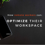 Image for the Tweet beginning: 💻 Remote workers 'are' their