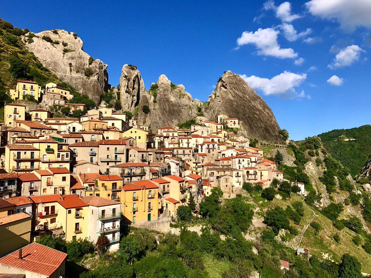 Inizia da Castelmezzano il fam trip #ItaliaOnTheRo...