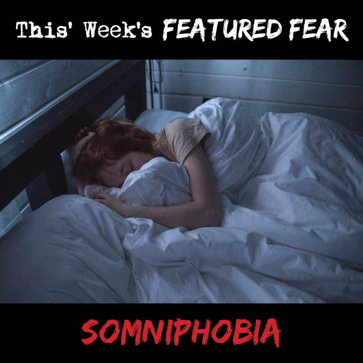 Somniphobia Hashtag On Twitter