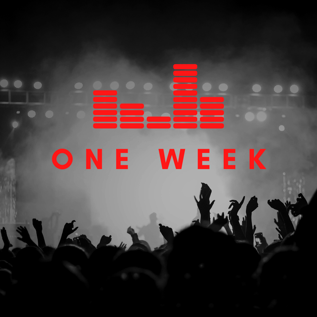 Officially one week away from launch day!  #techlaunch #music #artists #entertainment #streaming #musicstreaming #liveevents #livestream #streamedperformance #mobileapplaunch #techstartup #musicindustry #EDM #hiphop #rap #country #producer #dj #popmusic #musicgenres https://t.co/SRQ29XklA1