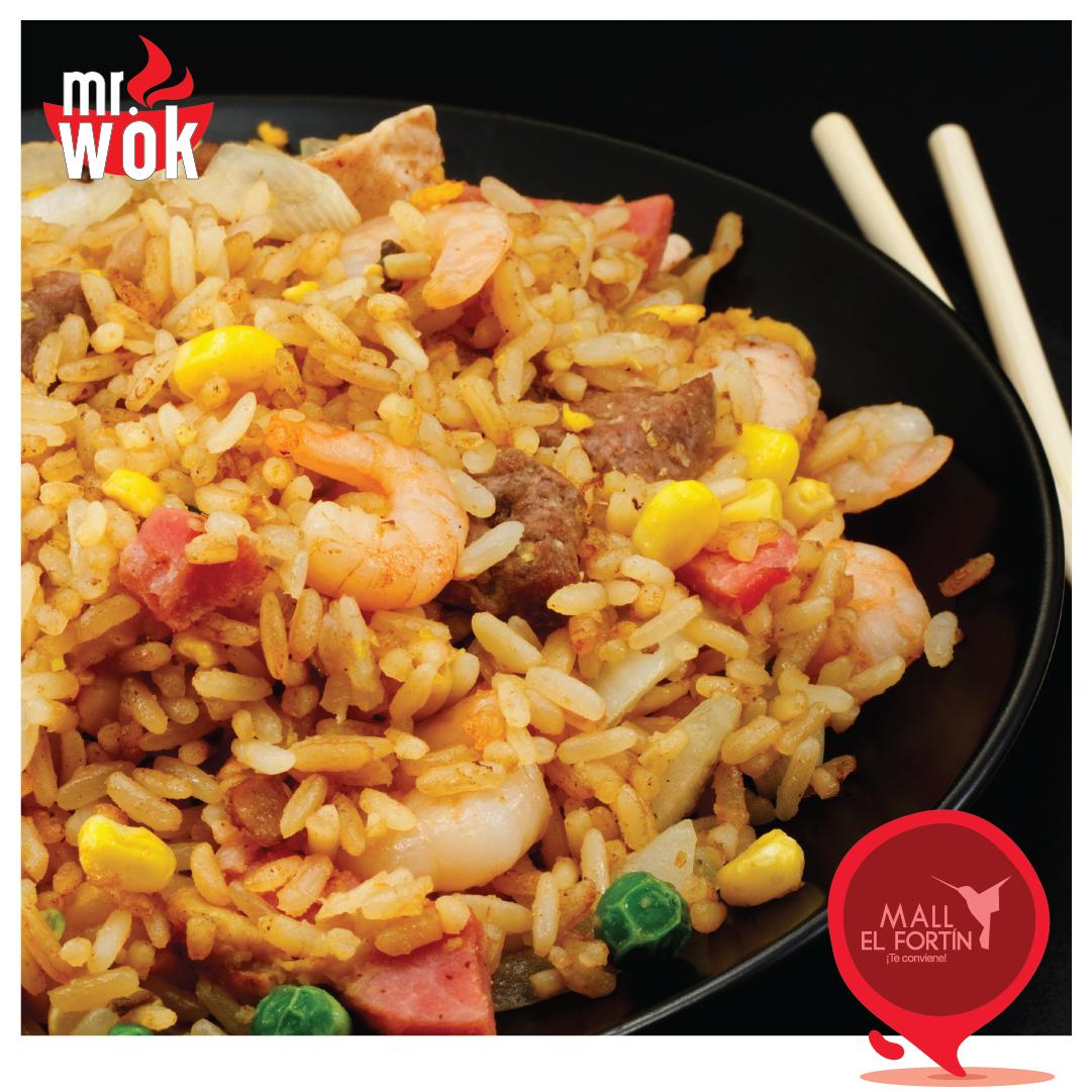 ¿Cuántas ganas tienes de disfrutar un delicioso chaulafán?   No esperes más y pídelo en #MrWok en nuestro patio de comidas. 🥡🏃♀️🏃♂️ https://t.co/CW66YbpyT5