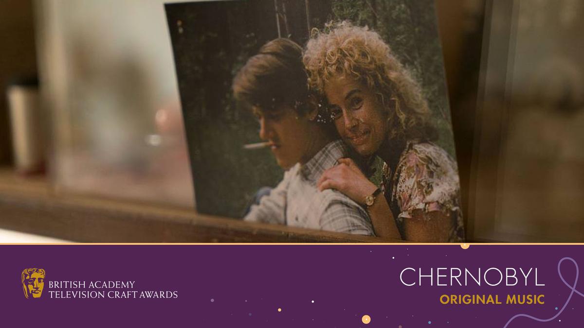 Massive congrats to @hildurness for her BAFTA - richly deserved!