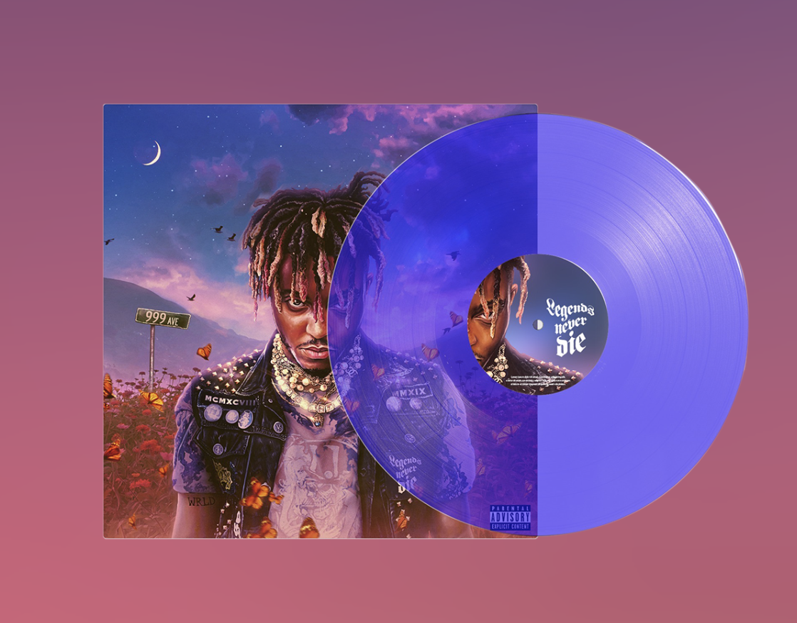 Hits Daily Double On Twitter Juice Wrld Makes History With Legendsneverdie First Album To Debut With Over 500k In 2020 Interscope Https T Co Abhxcwvxga Https T Co Rtfh5z6ew0