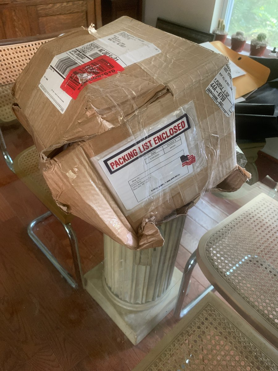 Art Of Sumo On Twitter Ups Well Ups Finally Delivered My Package That They Delivered To The Wrong Address Clearly Shows The Care They Take With Carrying Out The Job Someone Paid