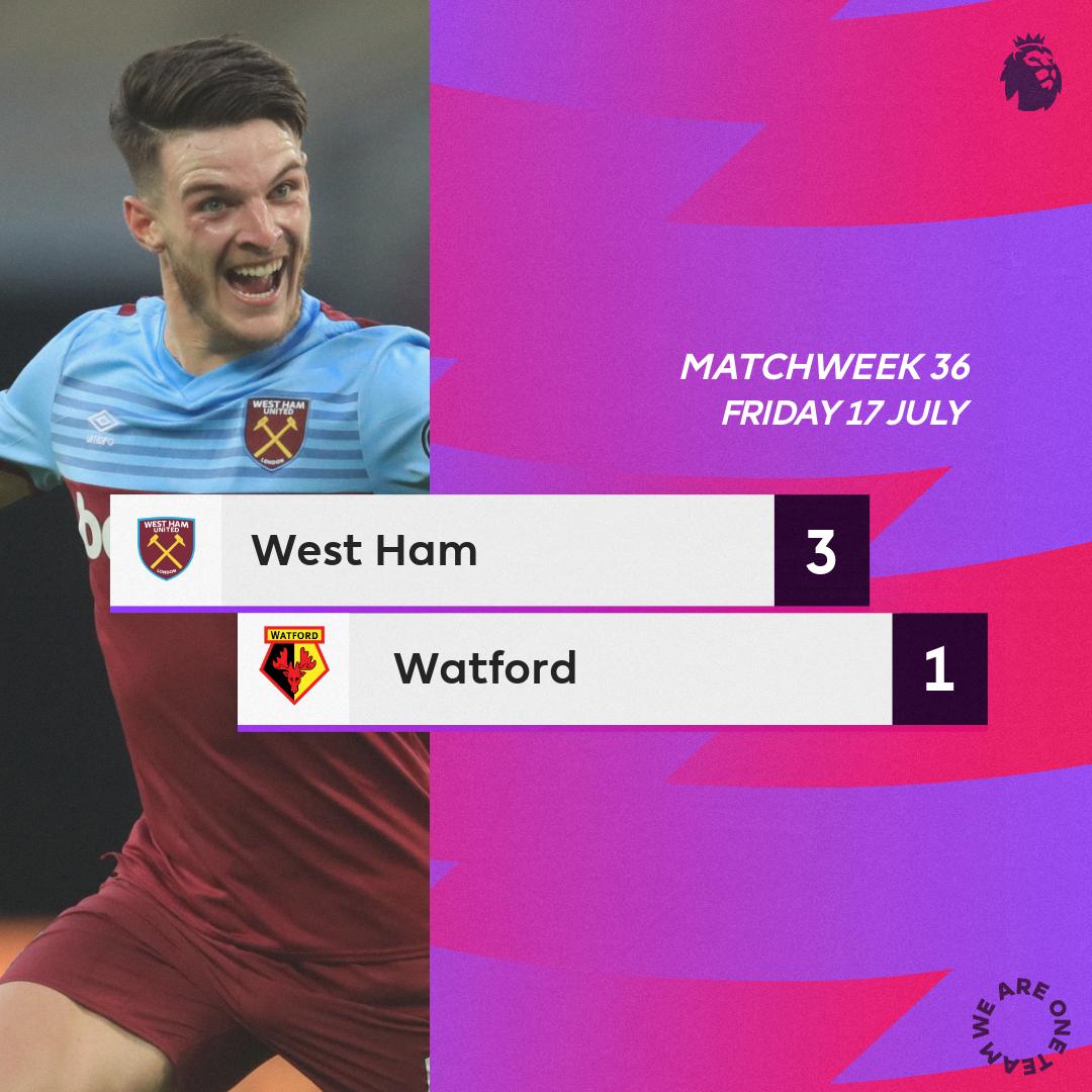 West Ham United-Watford