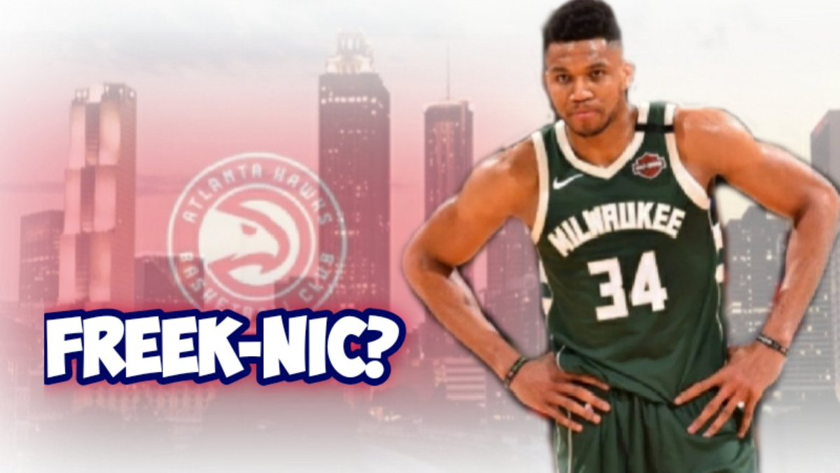 Could Giannis put the @ATLHawks on a championship level IF they could sign him in free agency? 🤔 My thoughts 👉🏾https://t.co/Chyu8j0erh  Please subscribe and retweet!  #NBATwitter #NBA #NBATwitterLive #TrueToAtlanta #Hawks #NBASummer https://t.co/T79z9CVfBu