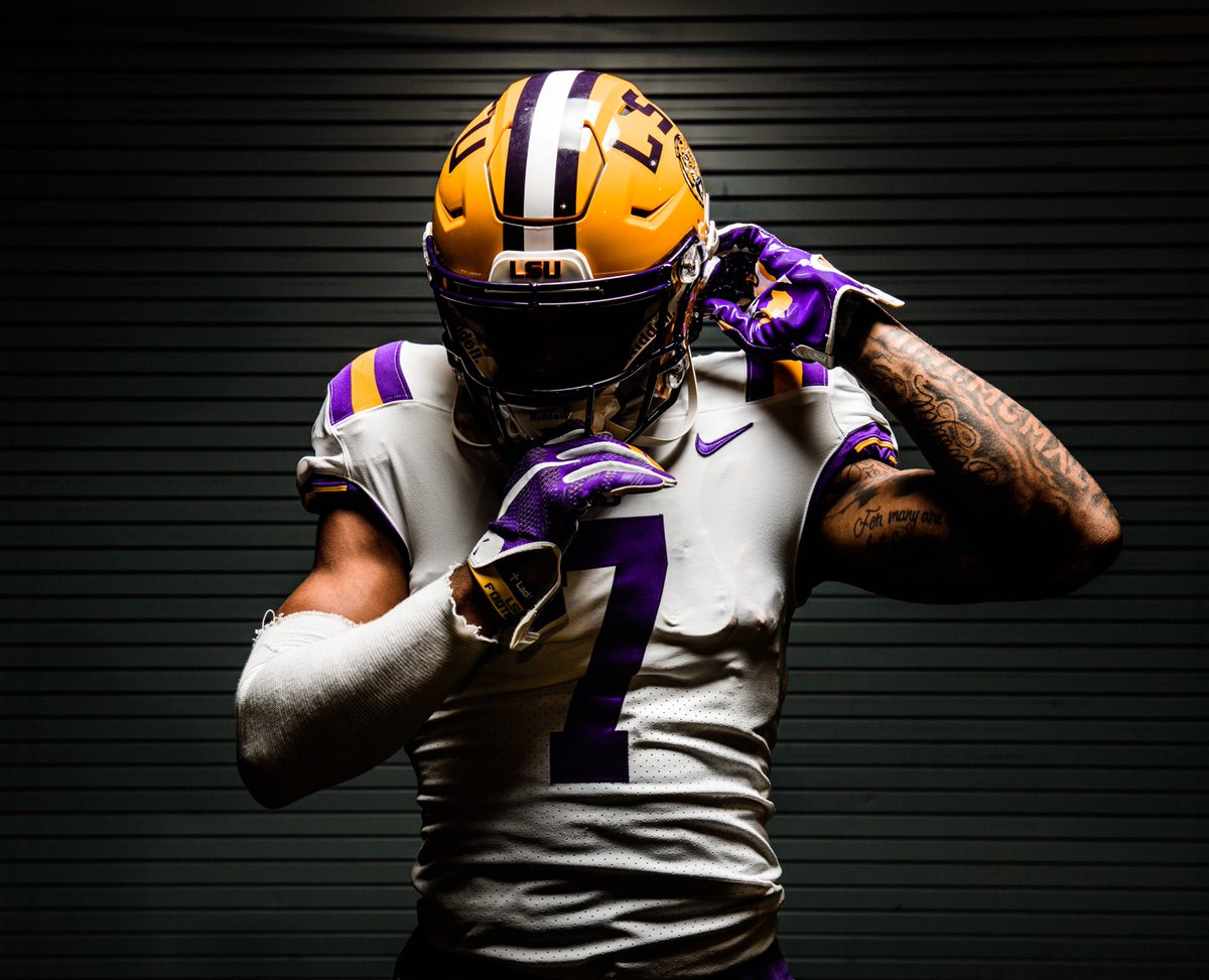 Lsu Football On Twitter Built For More