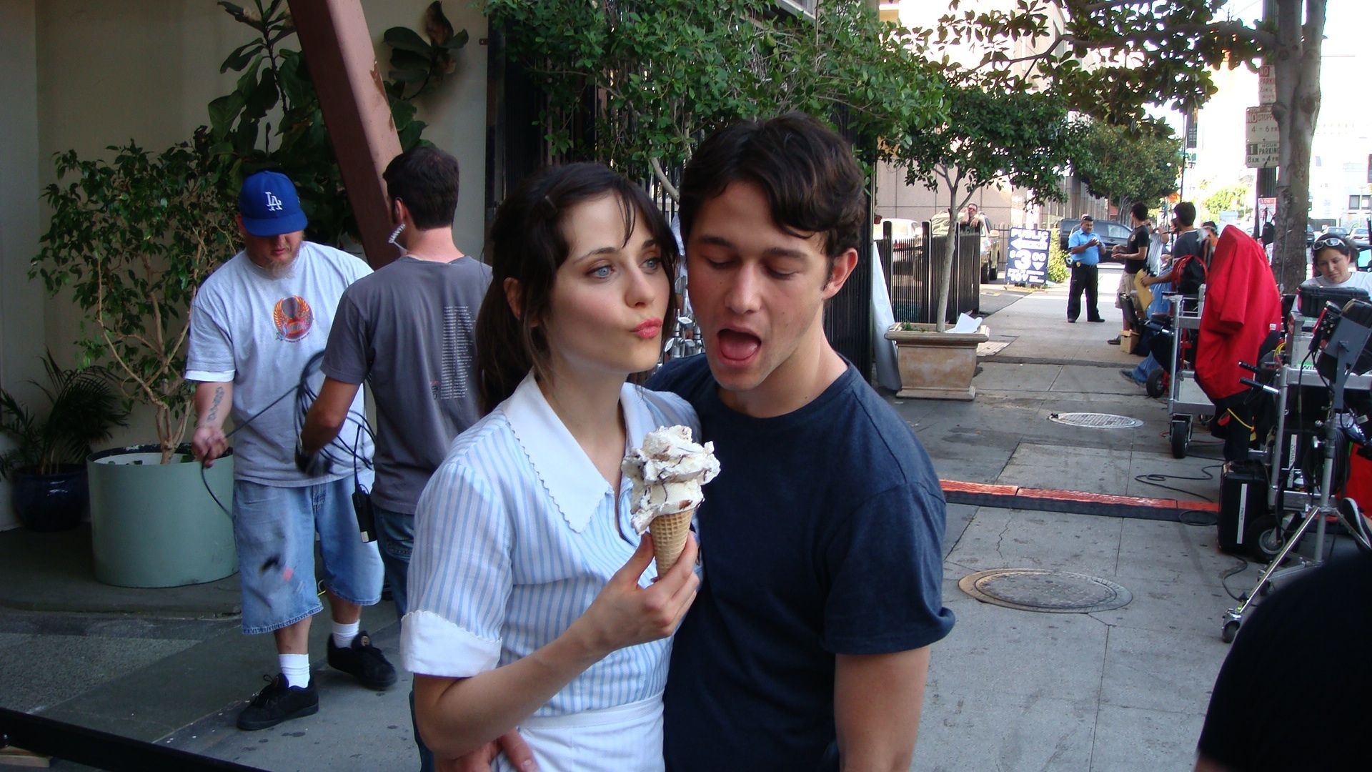 """Joseph Gordon-Levitt on Twitter: """"11 years to the day since (500) Days of  Summer came out. Was it really that long ago @ZooeyDeschanel? 🍦… """""""