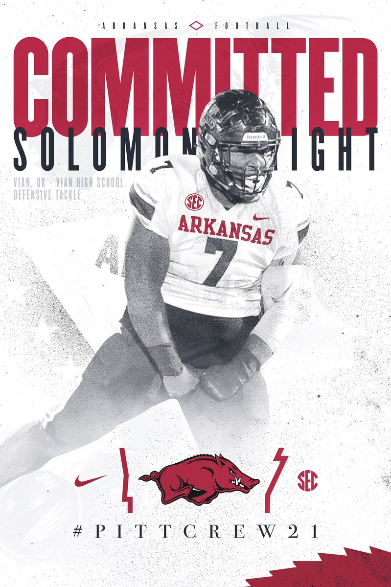 Woopigs🐗🐗  Proud to be a Razorback! https://t.co/m8LiHmnzb8