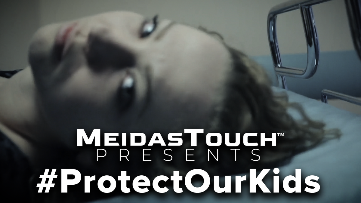 This is the video we released last night that twitter is trying to censor. Please share. We refuse to be silenced. #ProtectOurKids https://t.co/2Hl94CoSlx