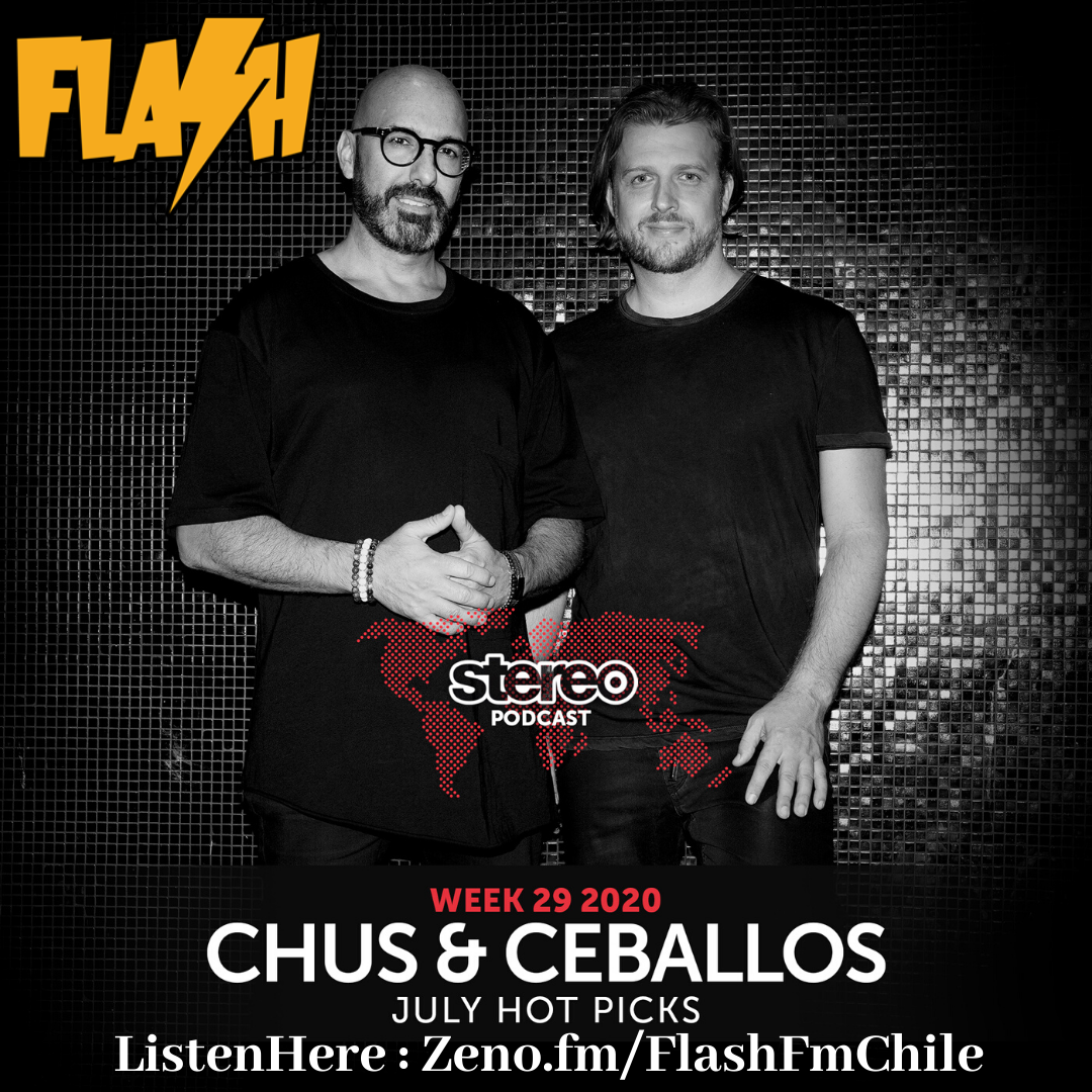 #StereoProductionsPodcast by @chusceballos  #NowPlaying #OnAirNow #Envivo #ViñadelMar #chile . #House #Techno #DeepHouse #TechHouse   #ListenHere #EscuchanosEnVivoAqui Flash Fm: https://t.co/a4fnARI5RO https://t.co/fupJbiva3C