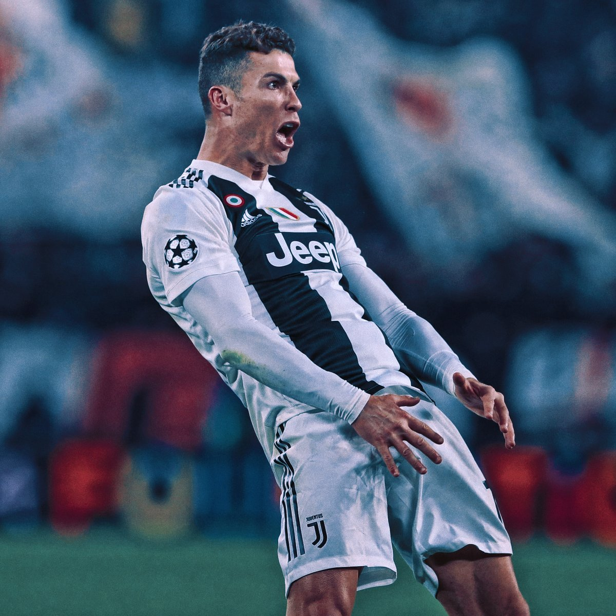 Cristiano Ronaldo is the player with the most :  UCL Final Goals UCL Semi Final Goals UCL Quarter Final Goals   🐐. https://t.co/m3RCT5IpK0