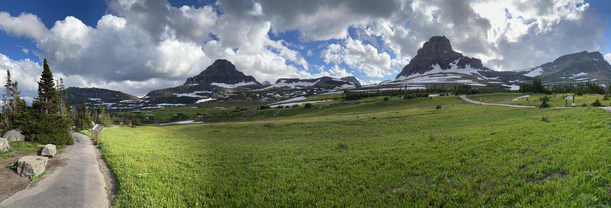 SeanBits - Glacier National Park