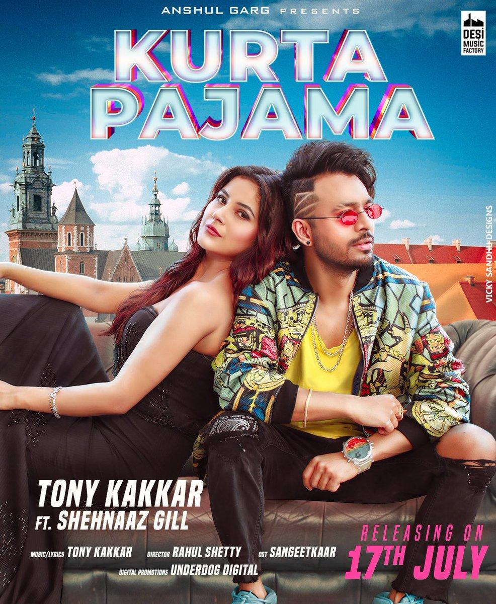 #KurtaPajama Loved this amazing track ❤️ ! Congratulations @ishehnaaz_gill & @TonyKakkar . Watch Now youtu.be/B_hbJRNInkA