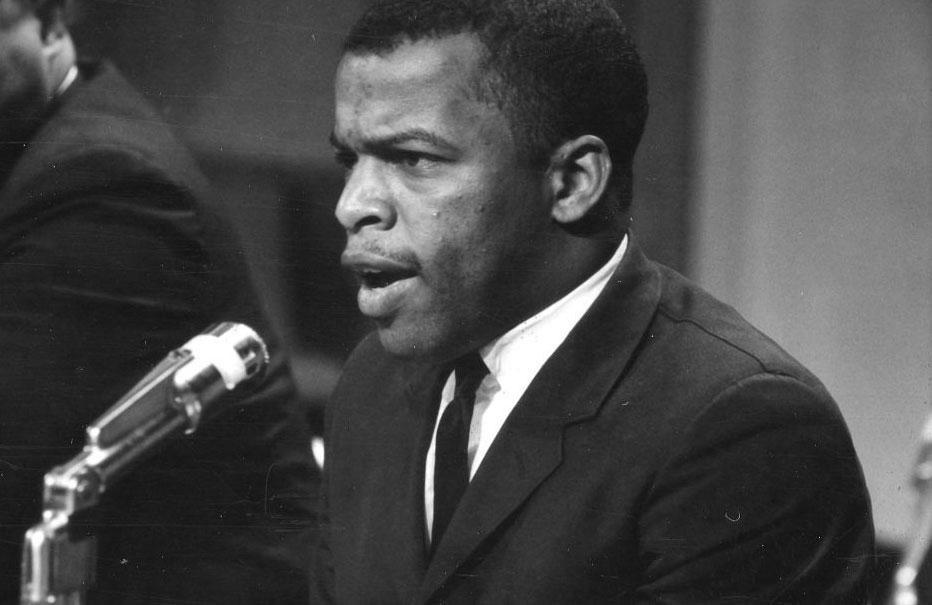 Replying to @JoyAnnReid: Devastating news: civil rights leader, Georgia congressman and American hero John Lewis has died.