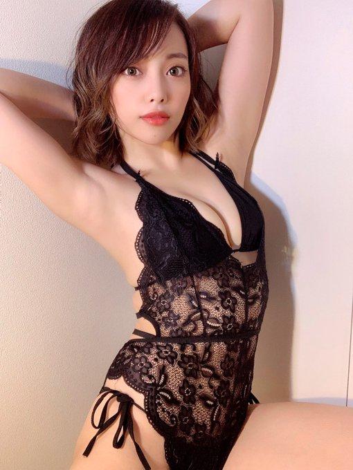 グラビアアイドル石川あんなのTwitter自撮りエロ画像8