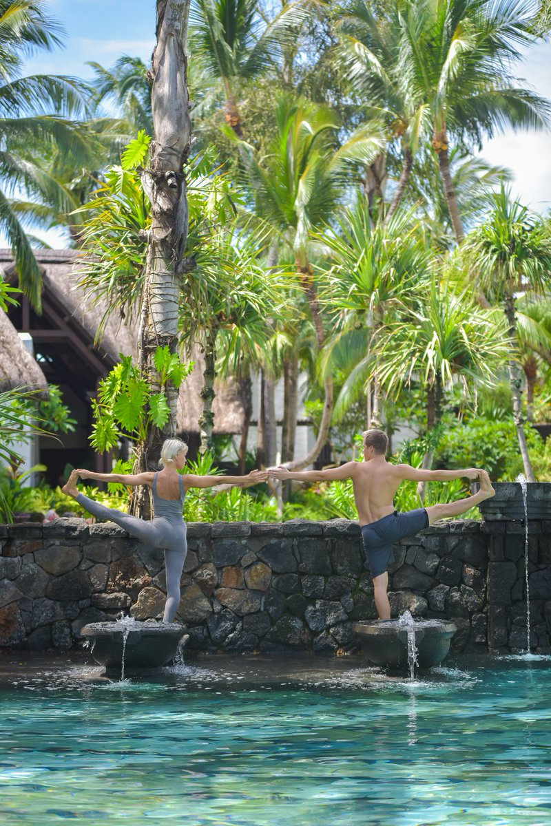 From a peaceful moment of solitude to yoga sessions with a partner, we hope you find contentment in your wellness journey. What does your wellness journey look like?   #MyShangriLa https://t.co/fz8oqFZiAL