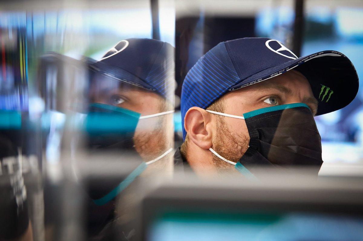 Qualifying day 🇭🇺🏁  #VB77 #F1 #HungarianGP @MercedesAMGF1 @F1  📸 Etherington https://t.co/tkW2Cj8Iom