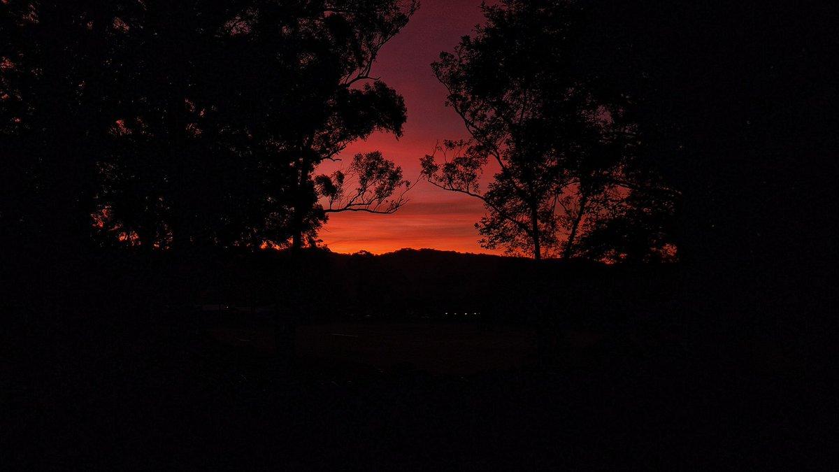 Tonight's sunset. #sunesets #phonephotography #SamsungGalaxyS20 https://t.co/zEx6CkyMgc