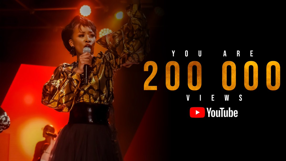 200 Thawa 💃... Look What You Guys Have Done 🙏🏽❤️