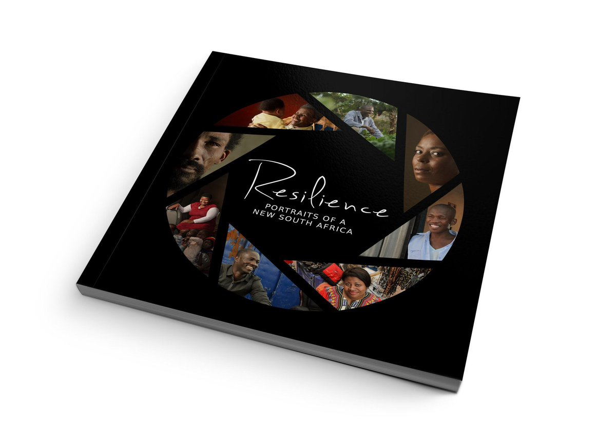 Our Resilience: Portraits of a New South Africa was published in honour of Nelson Mandela. You can get a free copy of the e-book or order a hard copy & read powerful stories of transformation from the entrepreneurs we've been blessed to work with. #ShiftingParadigms #MandelaDay https://t.co/IVY1Kdx8Tf