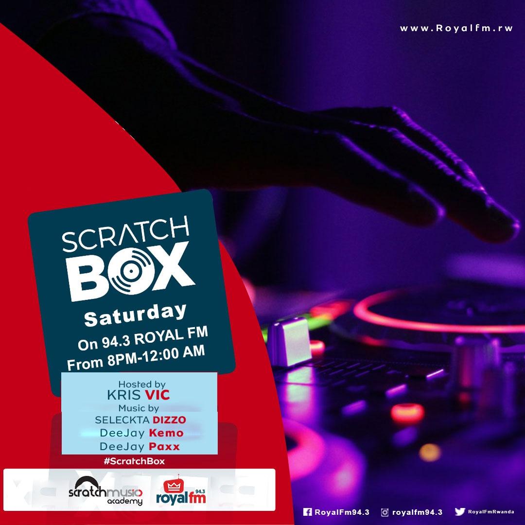 Royal Fm 94 3 Kigali On Twitter The Party Is Not Ending Soon Catch Krissvicc Tonight On The Scratchbox From 8pm Till Midnight Along Side Selektadizzo Deejaypaxx And Deejaykemo 943royalfm Https T Co Bsfols4ck8