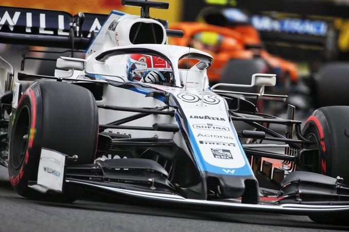 GP Ungheria Qualifiche Williams