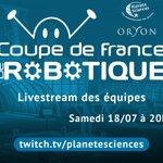 Image for the Tweet beginning: Ce soir à 20h c'est
