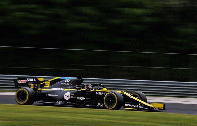 #F1 #HumgarianGP | Sábado en Hungría – Renault se quedó fuera de la Q3 https://t.co/XEq4LMibVJ https://t.co/cGjbwZ2RJ3