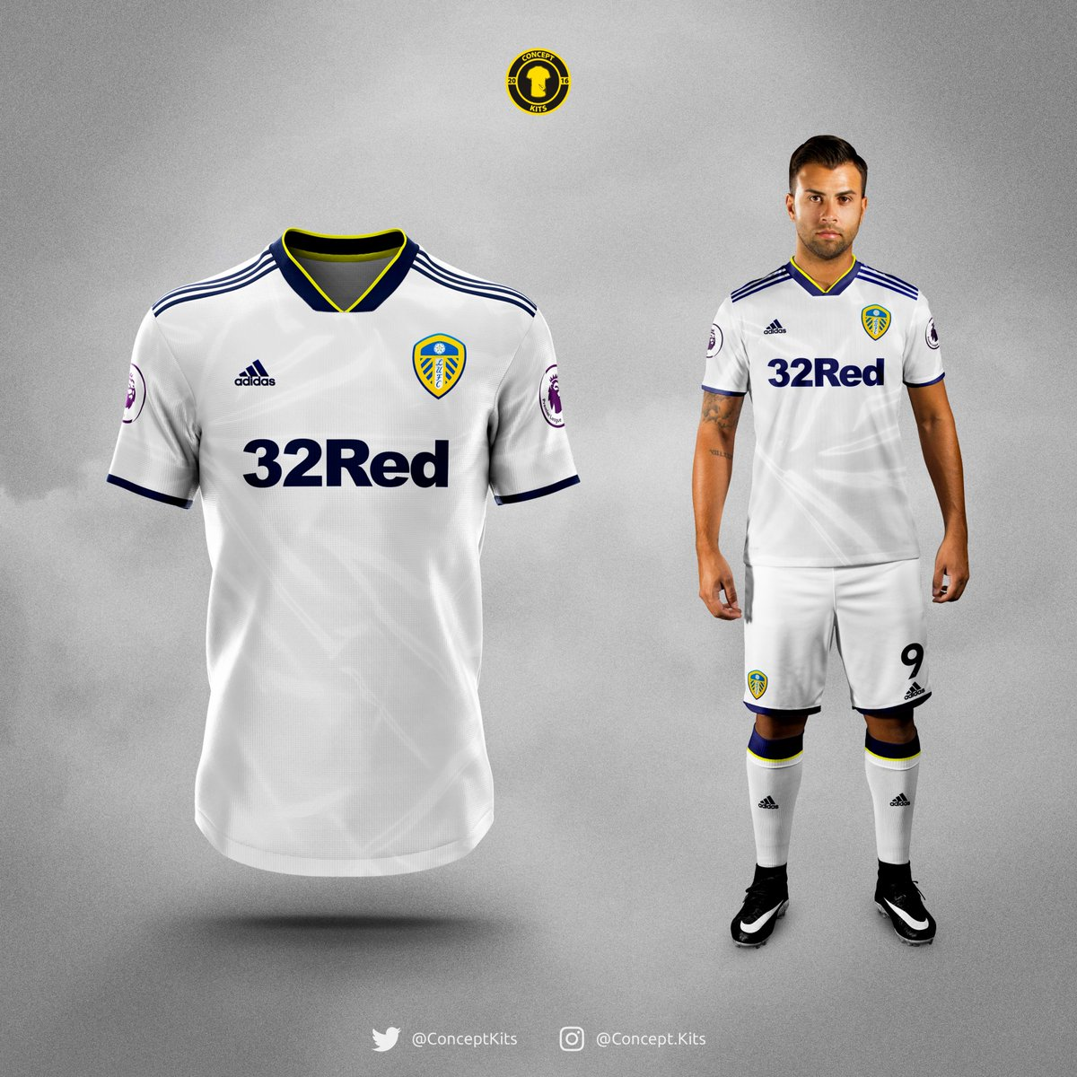 Concept Kits On Twitter Leeds United Football Club X Adidas Premier League Home Away And Third Kit Concepts For The 2020 21 Season Lufc Mot Alaw Premierleague Adidas Newkit Conceptkits Kitconcept Promotion Wearepremierleague