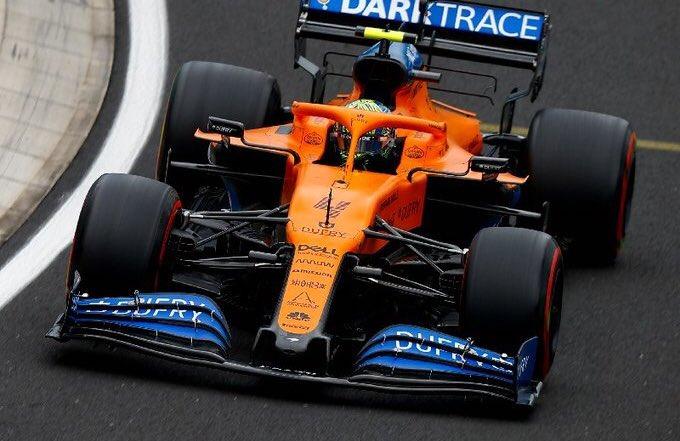 #F1 #HungarianGP | Sábado en Hungría – McLaren dentro de los 10 más rápidos en la calificación del GP húngaro https://t.co/qLvdX4btYj https://t.co/mhVfDziDbc
