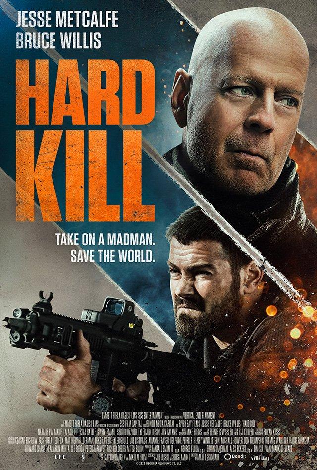 Hard Kill Trailer