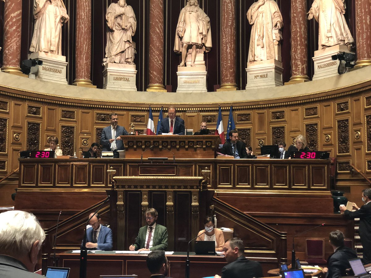 #Plfr @Senat La séance est levée https://t.co/mfJqUdQF3v